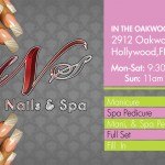 United Nails and Spa Business Cards_1